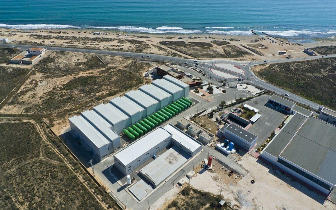 Planta desaladora Alicante II (Foto: GS Inima)