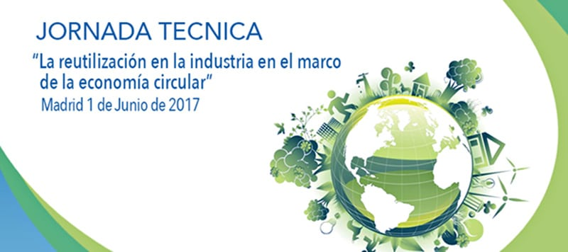 "AEDyR Conference ""Reuse in industry within the framework of the circular economy"""