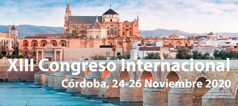 Córdoba acogerá el XIII Congreso Internacional AEDyR los días 24, 25 y 26 de noviembre de 2020