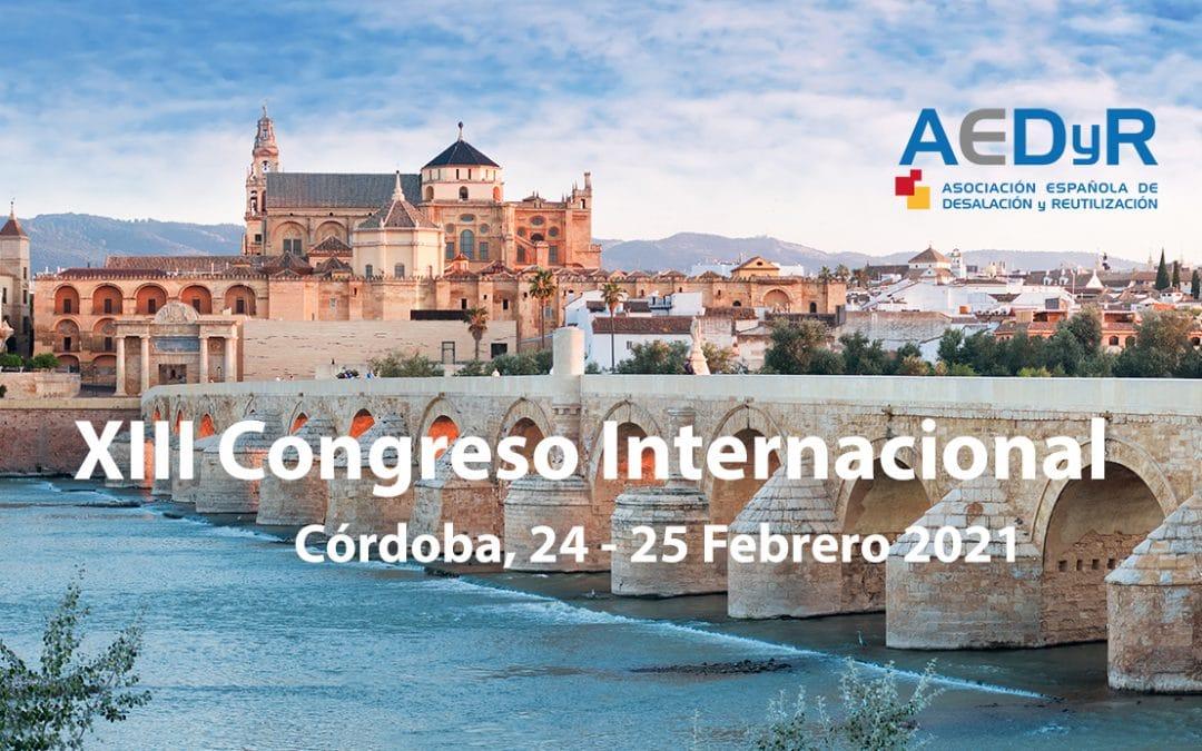 Ya tenemos fecha definitiva para nuestro próximo XIII Congreso Internacional