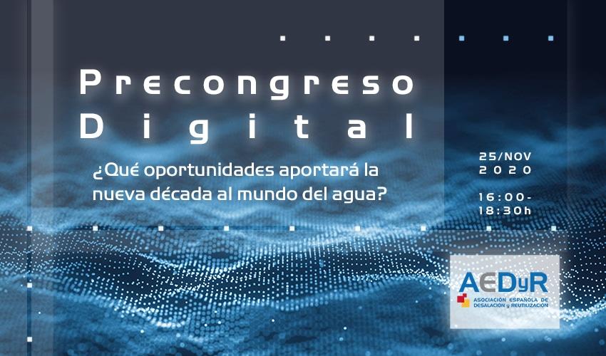 Precongreso Digital