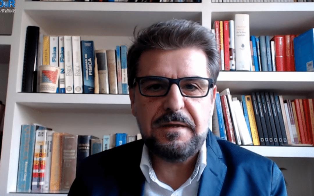 Mensaje de nuestro Presidente, Domingo Zarzo, en relación al XIII Congreso Internacional de AEDyR