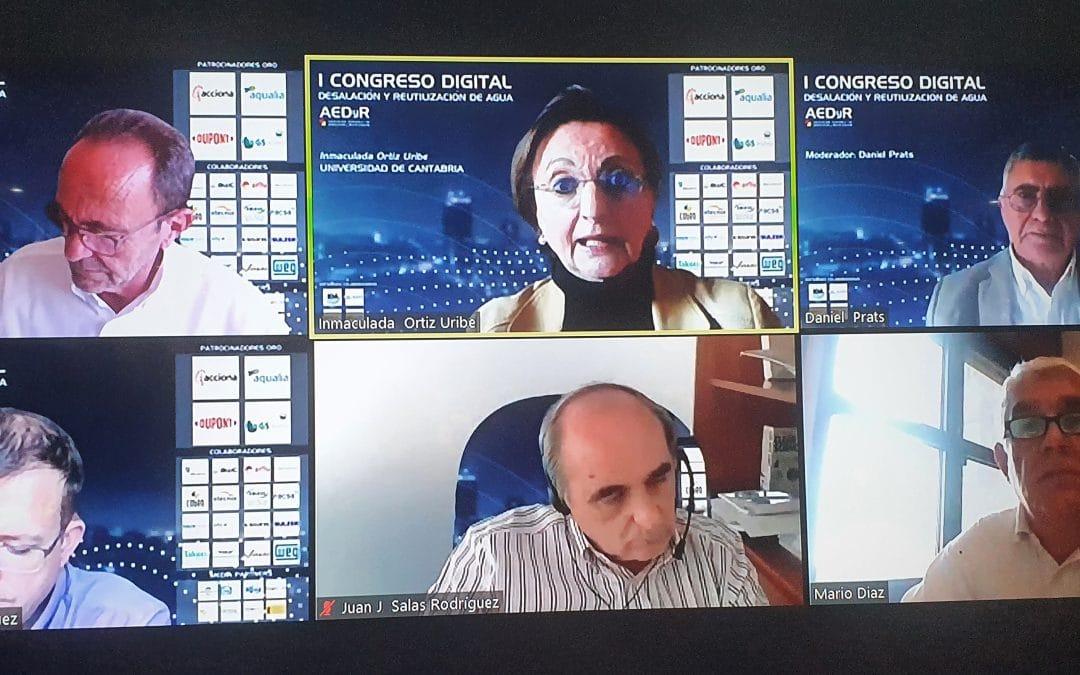 La Sesión 5 del Primer Congreso Digital se cierra con más de 1000 inscritos e interesantes debates